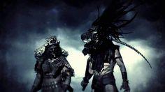 La leyenda de la creación del mundo por Quetzalcoatl y Tezcatlipoca - Después de las devastaciones de los cuatro soles Quetzalcóatl y Tezcatlipoca son reconocidos por la recreación de la tierra y el cielo, no como enemigos sino como aliados. Según el mito Azteca de la creación, Quetzalcóatl y Tezcatlipoca crean el cielo y la tierra desmembrando al monstruo de la tierra Tlaltecuhtli, que quiere decir señor de la tierra, a pesar de que en los textos se puede encontrar una descripción femenina…