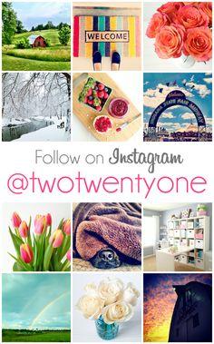 Let's be Instagram friends!