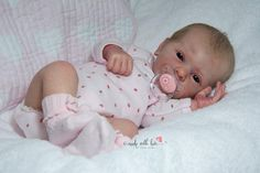 Malea by Gudrun Legler- Pre-Order - Online Store - City of Reborn Angels Supplier of Reborn Doll Kits and Supplies Reborn Child, Reborn Baby Girl, Baby Girl Dolls, Reborn Dolls For Sale, Reborn Doll Kits, Reborn Baby Dolls, Life Like Baby Dolls, Life Like Babies, Silicone Baby Dolls