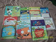 Children's Story Books Lot 18 PB Franklin Skippyjon Jones Scholastic Reading in Books, Wholesale & Bulk Lots, Books   eBay