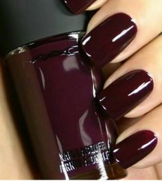 Wine for nails too...