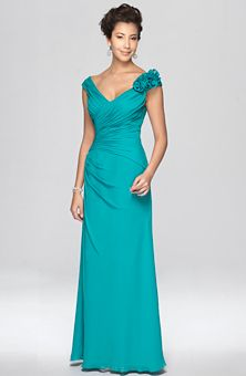 Brides Magazine: Venus Bridal : Style No. ZZ085 : Mother-of-the-Bride Dresses Gallery