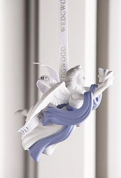 Wedgwood 2013 Angel With Star Ornament
