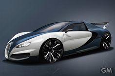 「ブガッティ ヴェイロン」後継モデルが2016年に登場か