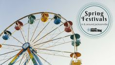 Spring is in the air and that means it's time for some outdoor fairs and festivals. Jacksonville, and the surrounding areas,will be hosting many family friendly events over the next few months. Most of the 30 festivals listed are geared for the entire family and many of them are FREE! So what are you waiting …