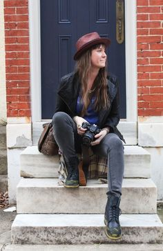 Check-out some of our bloggers hot new looks while they explored our hometown Philadelphia in anticipation of our Walnut Street store opening tomorrow!  http://blog.freepeople.com/2012/01/blogger-lookbook-ode-philly/