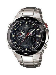 8185d61ce34 Casio Edifice Tough Solar EQS-1100DB-1AV EQS-1100DB-1 Men s Watch · Relógios  MasculinosResistência ...