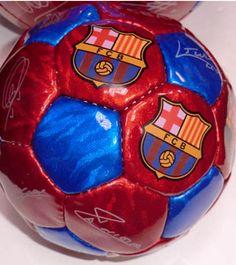 Balon oficial del FCB Barcelona