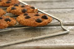 probably the healthiest chocolate chip cookie recipe