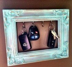 Vintage key frame tutorial