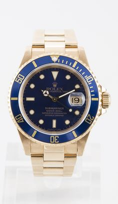 Rolex Submariner - 16618  montredo watches - Maybe as a gift?