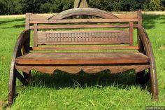 Садовая скамейка своими руками — советы, примеры, фото и видео