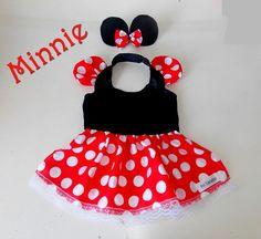 Fantasia Minnie pet www.petencanto.com.br