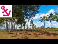 [FULL HD] Die Kukaniloko Geburtssteine Birthing Stones Oahu Insel in Hawaii