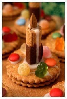 Mit Nadel und Faden: Späte Weihnachtsbäckerei