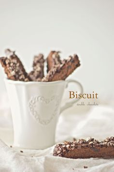 Biscuit double chocolate