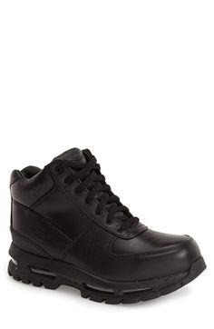 14ae34677c47 nike boots acgNike Air Max Acg Mens Boots Black Gold Logo 7A2Od2R6 ...