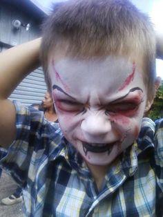 Dracular Face