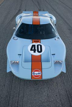 GT40 Gulf