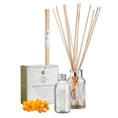 Kit Difusor de Aromas 250ml Flores da França