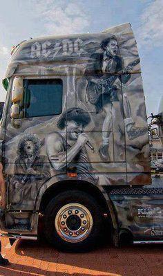15 Best Trucks In The World [Cool Trucks Pictures] Show Trucks, Used Trucks, Trucks And Girls, Big Rig Trucks, Chevrolet Corvette, Corvette Cabrio, Heavy Metal, Customised Trucks, Custom Trucks