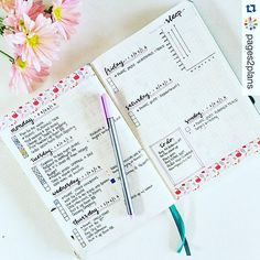 Bullet Journal Dailies   Show Me Your Planner (Planning and Journal Inspiration