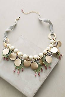 Plaited Ombre Necklace - anthropologie.com
