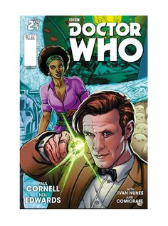 Four Doctors #2 (Hot Topic Variant cover by Adriana Melo).
