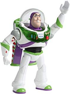 Buzz Lightyear Figure 12 custom made remplacement autocollant ensemble.