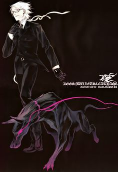 Dogs: Bullets and Carnage (manga)