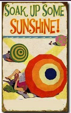 beachy poster