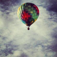 Hot Air Balloon Festival, Decatur, AL