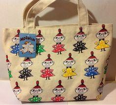 Moomin ムーミン コットントートバッグリトルミイポーズ 北欧 インテリア 雑貨 家具 Modern ¥987yen 〆10月12日