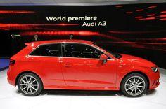 Audi A3 2013–года