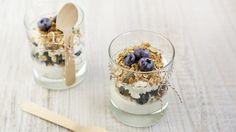Catherine Fulvio's homemade granola