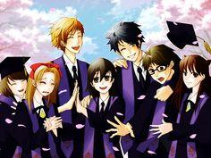 Host Club Anime, Ouran Host Club, Manga Box Sets, Keep Company, Ouran Highschool, High School Host Club, Good Student, Rich People, Me Me Me Anime