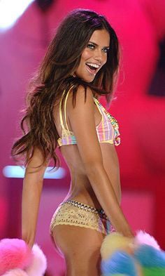 Adriana Lima. my favorite angel