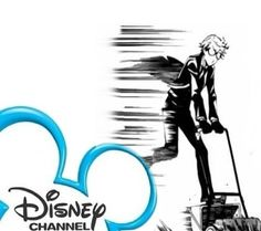 """Ronald Knox Bloggy Thing  """"I'm Ronald Knox and you're watching Disney channel!"""""""