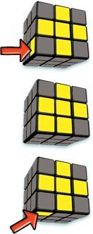Magic Cubes Methodical Funs Ghost Cube 2x2x2 Profissional Magic Cube Competition Speed Puzzle Cubes Toys For Children Kids Cubo Magico