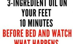 Spray This Simple Oil On Your Feet 10 Minutes Before Bed and Watch What Happens - Health & Fitness & Remedy Cleaning Your Colon, Lemon Diet, Before Bed, Skin To Skin, Medical Information, Natural Health Remedies, Losing 10 Pounds, Energy Level, How To Fall Asleep