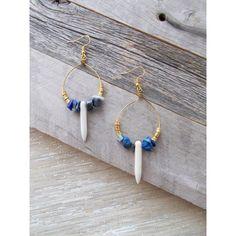 8679JE - Rain Drop Earrings