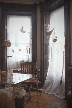 -- Beautiful #Net Curtains