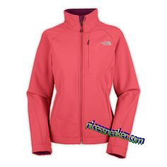 Save Up To 64% Womens The North Face Apex Bionic Jacket Salmon Pink Hot Pink   #Pink #Womens #Sneakers