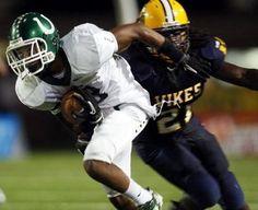 Lamar vs Colts Arlington TX