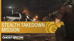 Tom Clancy's Ghost Recon Wildlands Gameplay: Stealth Takedown Mission [US]