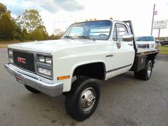 1988 GMC Sierra 3500 V3500 Cab & Chassis 4x4 **FOR SALE** By E and M AUTO SALES - Locust Grove, VA