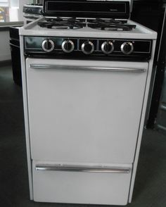 Appliance City - KENMORE 21 INCH GAS RANGE 4 BURNER  PULL OUT BROILER DRAWER  CHROME HANDLES ON BOTH OVEN DOOR AND BROILER DRAWER APARTMENT SIZE WHITE, $225.00 (http://www.appliancecity.info/kenmore-21-inch-gas-range-4-burner-pull-out-broiler-drawer-chrome-handles-on-both-oven-door-and-broiler-drawer-apartment-size-white/)