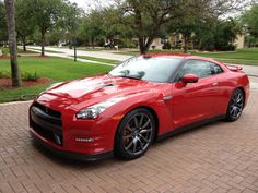 One day you'll be mine #Nissan #GTR...my motivation to be successful in life and be able to afford this