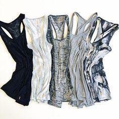 Saturdays were made for tank tops! ☀️☀️#instoresnow #newarrivals #lucyletsgo via @lucyactivewear