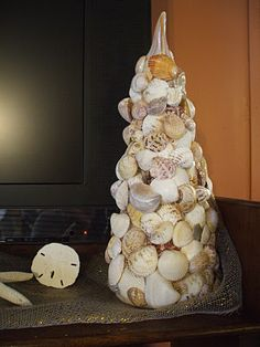 Sally Lee by the Sea: {Coastal Christmas - Day 21} Christmas Craft Ideas